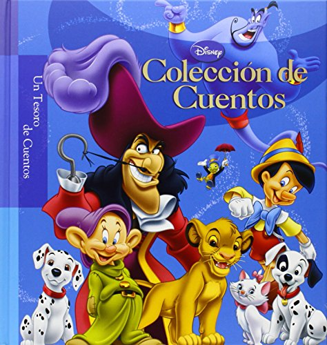 Disney Tesoro de cuentos: Coleccion de cuentos (Un Tesoro De Cuentos / a Treasure of Stories) ...