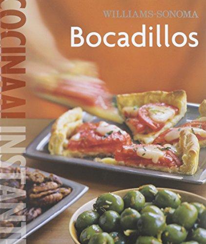 9789707185579: Bocadillos / Small Plates (Cocina Al Instante/ Food Made Fast) (Spanish Edition)