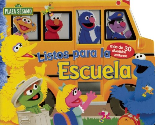 Plaza Sesamo: Listos para la escuela (Plaza Sesamo/ Sesame Street) (Spanish Edition) (9707185767) by Jodie Shepherd