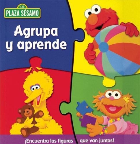 Plaza Sesamo: Agrupa y aprende (Plaza Sesamo/ Sesame Street) (Spanish Edition): Monica, Carol