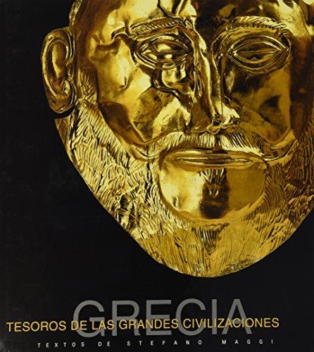 9789707185975: Tesoros de las Grandes Civilizaciones: Grecia (Spanish Edition)