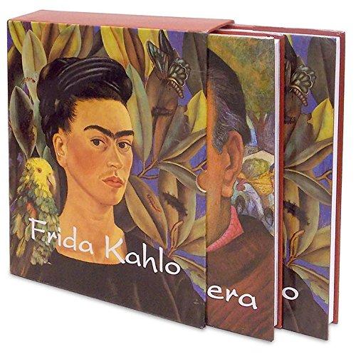 9789707186118: Frida Kahlo & Diego Rivera: Detras del espejo & Su arte y sus pasiones / Beneath the Mirror & His Art and His Passions (Spanish Edition)