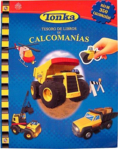 Tesoro de Libros de Calcomanias / Sticker Book Treasury (Tonka)
