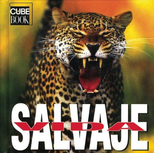 9789707186712: Cube Book: Vida Salvaje (Spanish Edition)