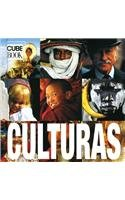 9789707186729: Cube Books, Culturas / Cultures (Spanish Edition)