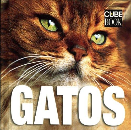 Cube Book: Gatos (Spanish Edition): Caterina Gromis di