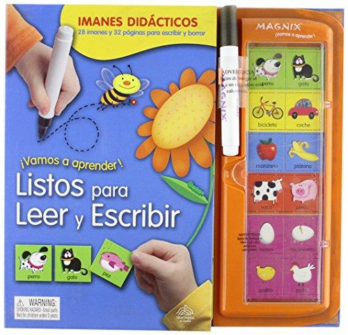 9789707186798: Listos para leer y escribir / Ready to Read & Write (Vamos a Aprender/ Little Learners)