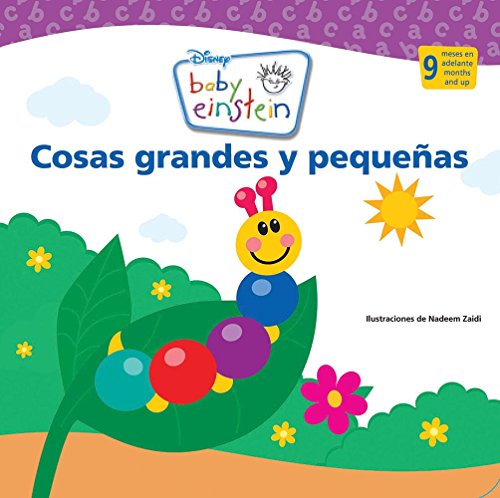 9789707186842: Cosas grandes y pequenas / What's bigger than me? (Baby Einstein)