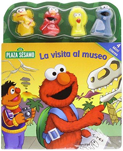 9789707187481: La visita al museo / Field Trip (Plaza Sesamo/ Sesame Street) (Spanish Edition)