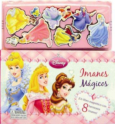 9789707187924: Imanes Magicos Princesas / Princess Tales Magnet Book