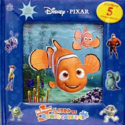 9789707187962: Mi primer Libro de Rompecabezas / My First Puzzle Book (Disney Pixar)