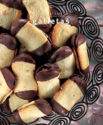 9789707188426: Galletas/ Cookies: Unicamente Deliciosas Recetas/ Only Delicious Recipes (Delicias/ Delights) (Spanish Edition)