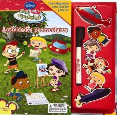 9789707188730: Mini Einsteins / Little Einsteins: Actividades Preescolares / Preschool Activities (Magnix) (Spanish Edition)