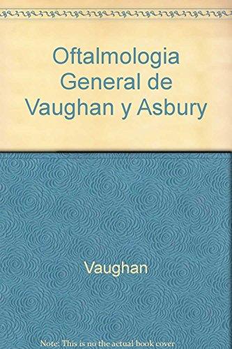 9789707291188: Oftalmologia General de Vaughan y Asbury