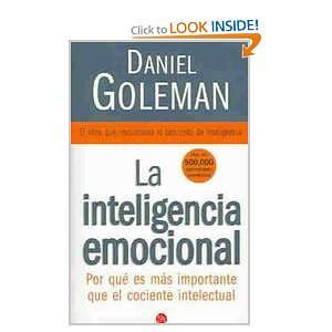 9789707310025: La inteligencia emocional (Emotional Intelligence) (Spanish Edition)