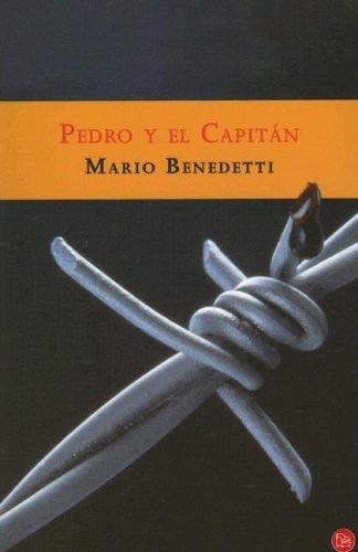 9789707311329: Pedro y el capitán (Narrativa (Punto de Lectura)) (Spanish Edition)