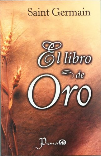 9789707320925: El Libro de Oro de Saint Germain (Spanish Edition)