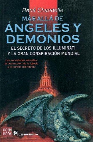 9789707320994: Mas alla de Angeles y Demonios (Spanish Edition)