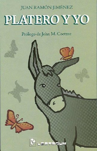 9789707322103: Platero y yo/ Platero and I (Spanish Edition)