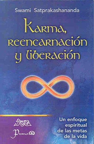 9789707322516: Karma, reencarnacion y liberacion (Spanish Edition)