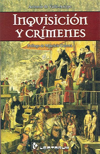 9789707322653: Inquisicion y crimenes (Spanish Edition)