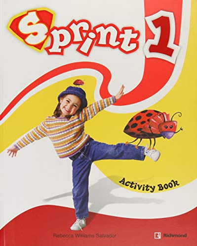 9789707390843: Sprint 1 Activity Book (American English)
