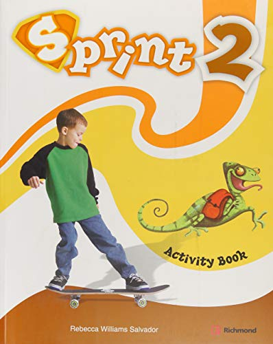 9789707391024: Sprint 2 Activity Book (American English)