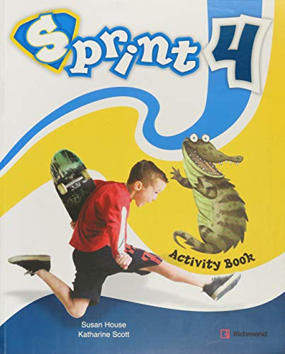 9789707391055: Sprint 4 Activity Book (American English)