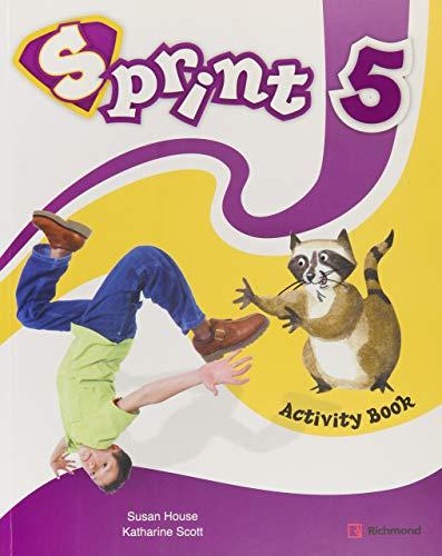 9789707391086: Sprint 5 Activity Book (American English)