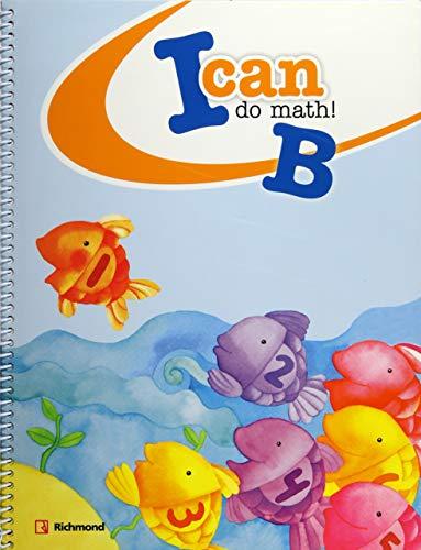 9789707391987: I CAN DO MATH B