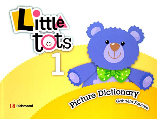 9789707393639: LITTLE TOTS 1 PICTURE DICTIONARY