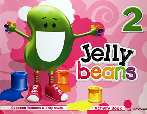 9789707394827: JELLY BEANS 2 ACTIVITY BOOK