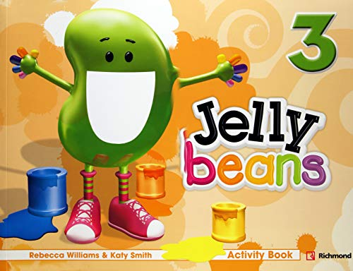 9789707395138: JELLYBEANS 3 ACTIVITY BOOK 2013