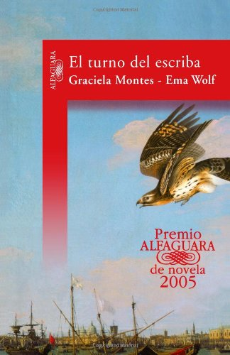 9789707701816: El turno del escriba (Spanish Edition)