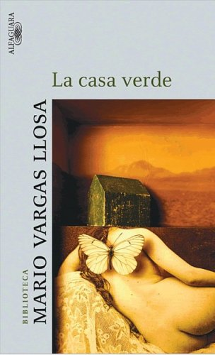 9789707702493: La casa Verde (Spanish Edition)