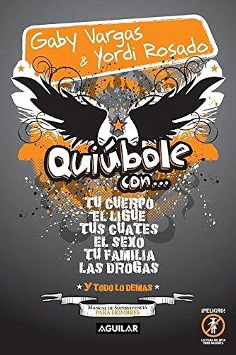 9789707704091: Quiubole Con... Para Hombres