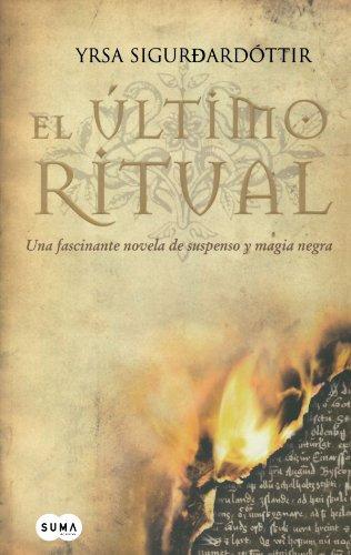 9789707704138: El ultimo ritual (The Last Ritual) (Spanish Edition)