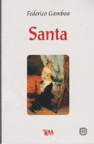 9789707750005: Santa/ Saint (Spanish Edition)