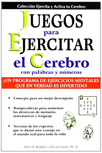 9789707750890: Juegos Para Ejercitar Tu Cerebro: Brain Building Games (Collection Exercise and Put Your Brain Into Action) (Spanish Edition)