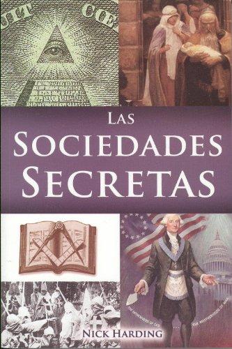 Las Sociedades Secretas (Spanish Edition): Nick Harding