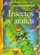 Insectos Y Aranas (Los Exploradores De National Geographic) (Spanish Edition) (9789707770126) by Matthew Robertson