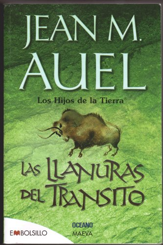 9789707773752: Las llanuras del transito / The Plains of Passage (Los Hijos De La Tierra / Earth's Children)