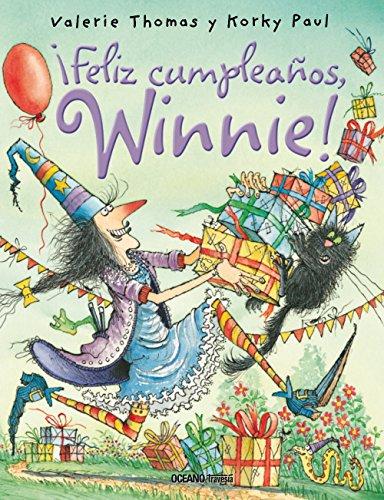 9789707773998: Feliz cumpleanos Winnie!/ Happy Birthday Winnie! (Spanish Edition)
