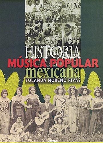 9789707774674: Historia de la música popular mexicana (Spanish Edition)