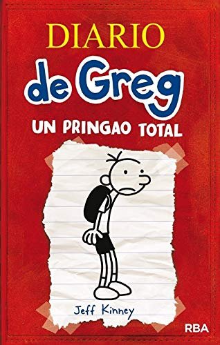 9789707774797: Diario de Greg 1: Un pringao total (Océano) (FICCION KIDS)