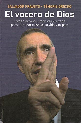 9789707803237: El vocero de dios (Spanish Edition)
