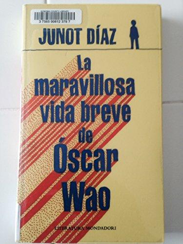 9789707803336: La breve favolosa vita di Oscar Wao