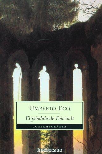 9789707804494: El pendulo de Foucalt (Spanish Edition)