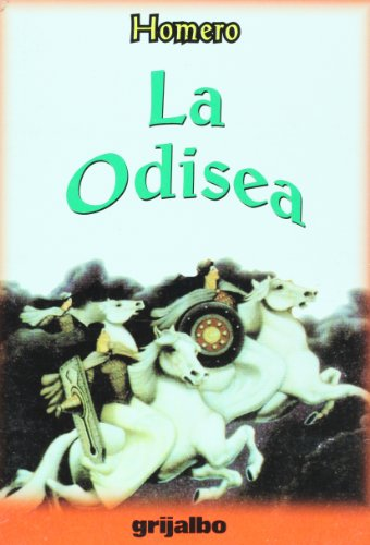La odisea (Biblioteca Escolar/ School Library) (Spanish: Homero