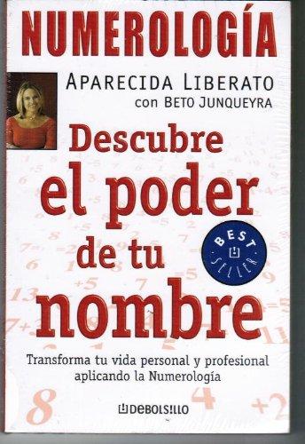 9789707805187: Numerologia Descubre El Poder De Tu Nombre (Spanish Edition)